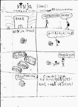 Super Snail: Super Hero by Derrick lee Bradshaw, Jr.
