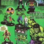 Marvel Heroclix: The Incredible Hulk Poster Leaked