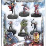 WZK 70398 Marvel HeroClix: Avengers Movie Starter
