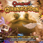 WZK 70692  Quarriors! Quarmageddon Expansion